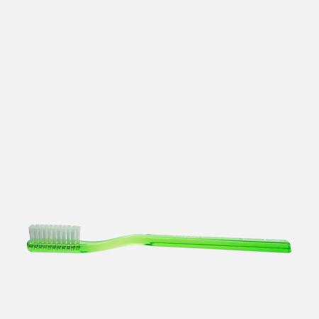 Зубная щетка Acca Kappa Medium Nylon Rounded Tips Green