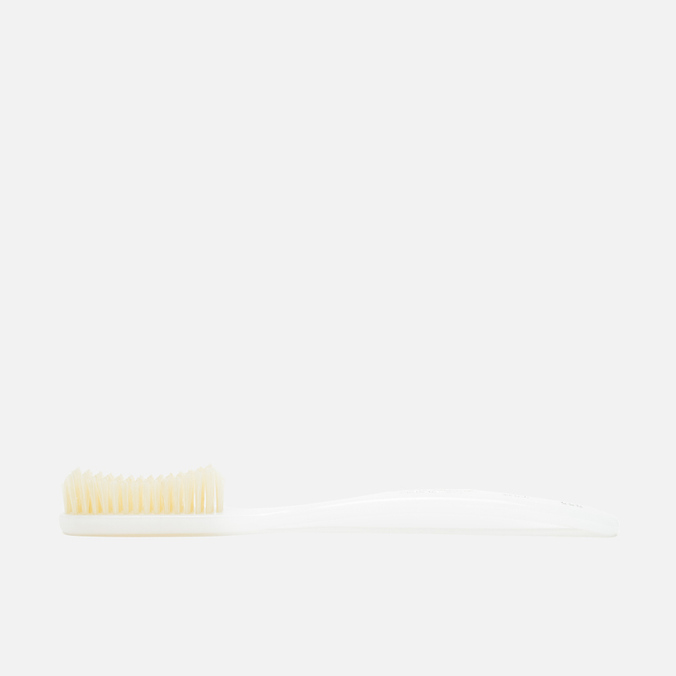 Acca Kappa Medium Pure Bristle Large Toothbrush White