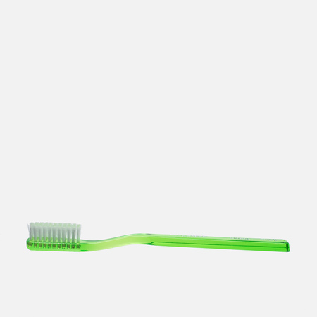 Зубная щетка Acca Kappa Soft Nylon Rounded Tips Green