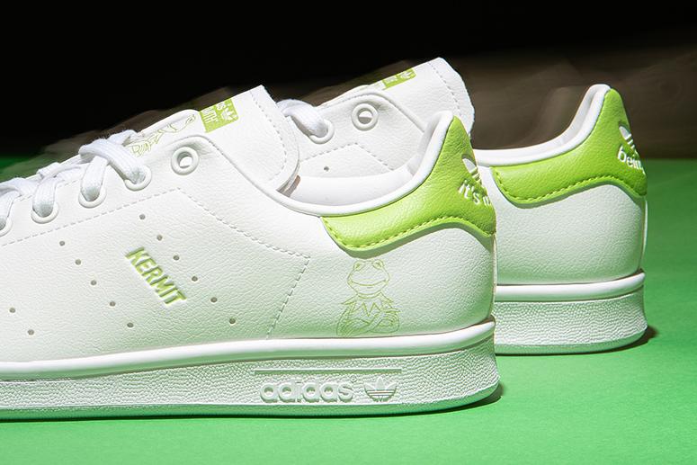 adidas Originals x Kermit The Frog: лягушонок Кермит здесь!