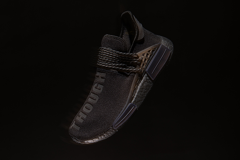 adidas Originals x Pharrell Williams Human Race NMD Core Black