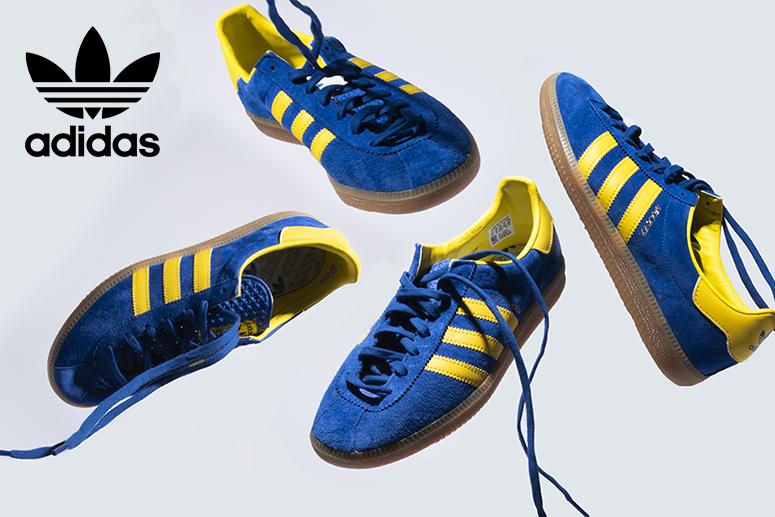 adidas Originals Stockholm: долгожданное переиздание