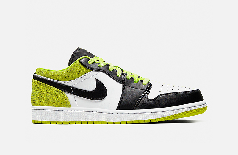 Air Jordan 1 Low SE «Cyber Green»