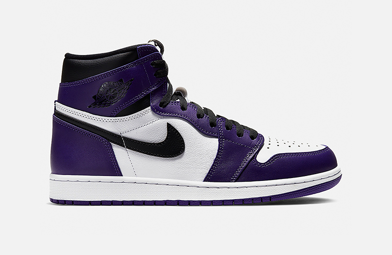 Air Jordan 1 Retro High OG «Court Purple»