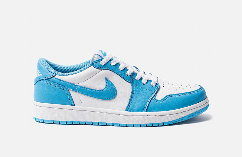 Nike SB x Air Jordan 1 Low Eric Koston «UNC»