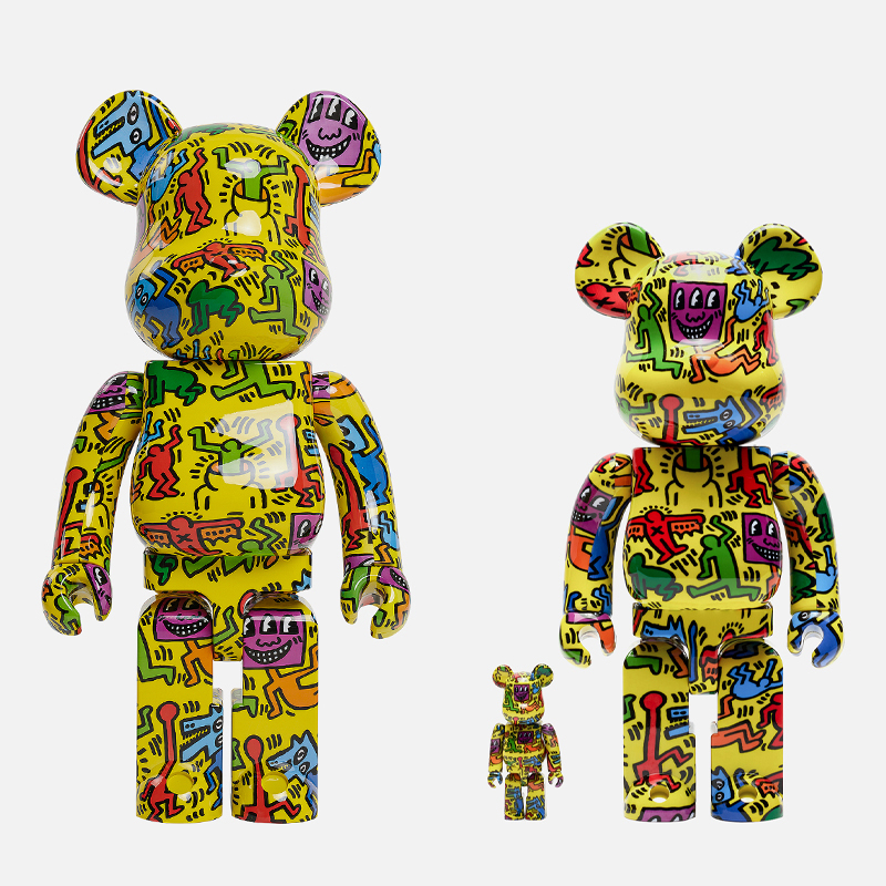 Keith Haring Ver5 1000