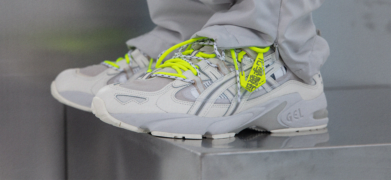 ASICS × Chemist Creations GEL-Kayano 5 OG: новая формула