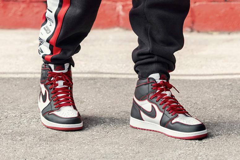 """Air Jordan 1 Retro High OG """"Bloodline"""": прыжок в небо"""