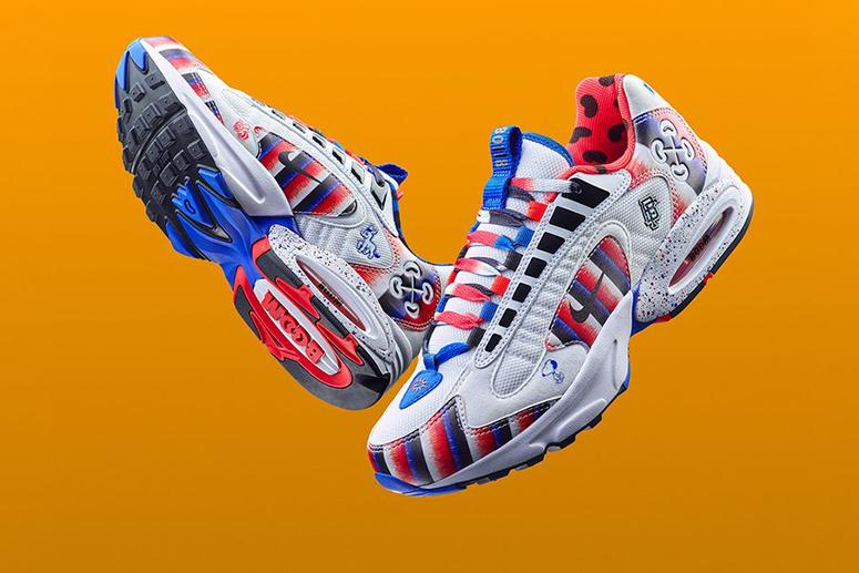 Nike Air Max Triax 96: возвращение забытых кроссовок