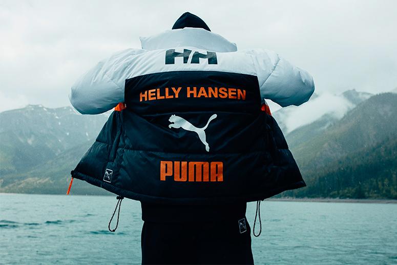 PUMA × Helly Hansen: побег от заурядности