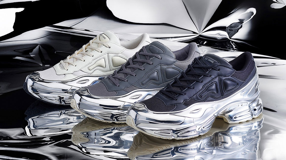 Коллекция adidas x Raf Simons SS19