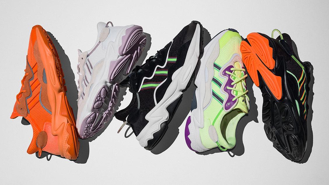 Коллекция adidas Ozweego 2019