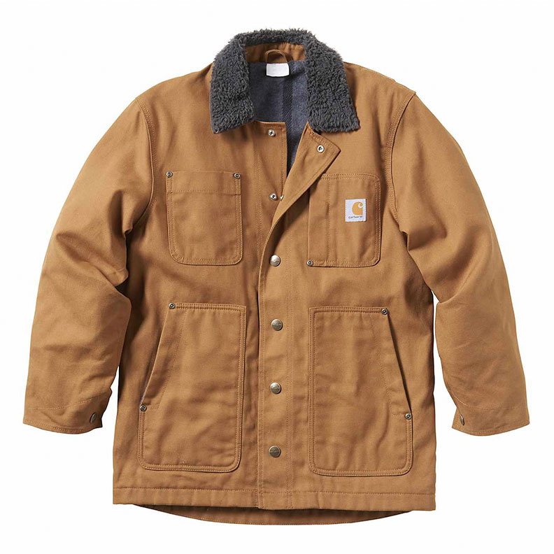 Культовая куртка Carhartt CO1 Chore Coat