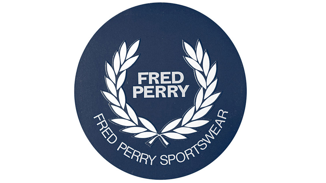 Лавровый венок— символ славы, победы и мира стал логотипом Fred Perry