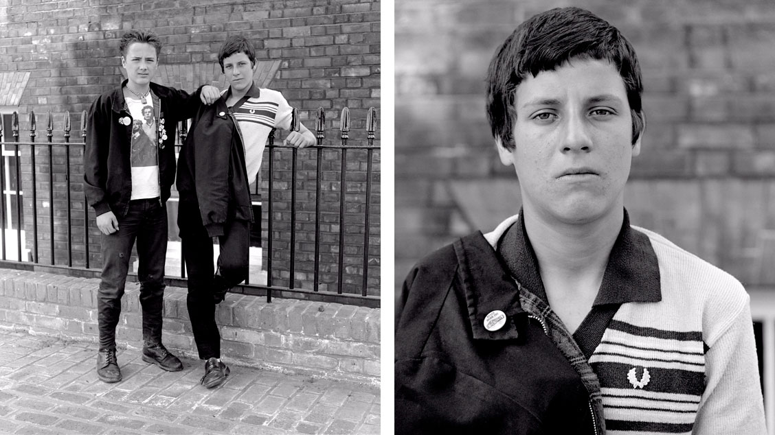 Британские моды, 1970-1980гг.
