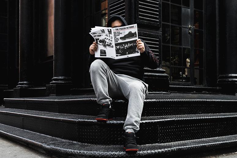 Staple × Nike NYC Pigeon
