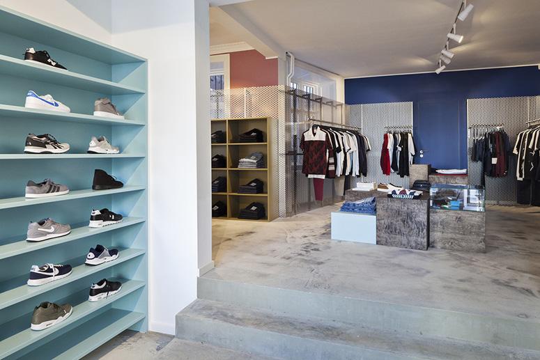 Мультибрендовый магазин Wood Wood в Копенгагене
