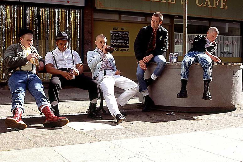 Кадр из фильма «This IsEngland» (2005)