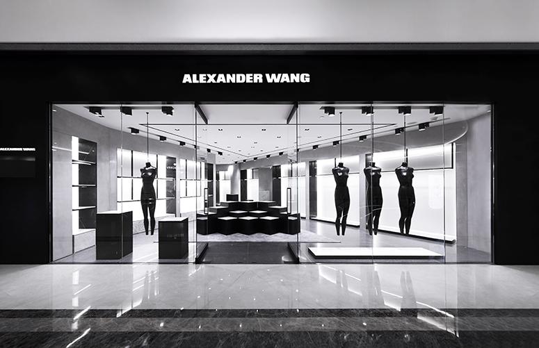 Сохо - флагманский бутик Alexander Wang