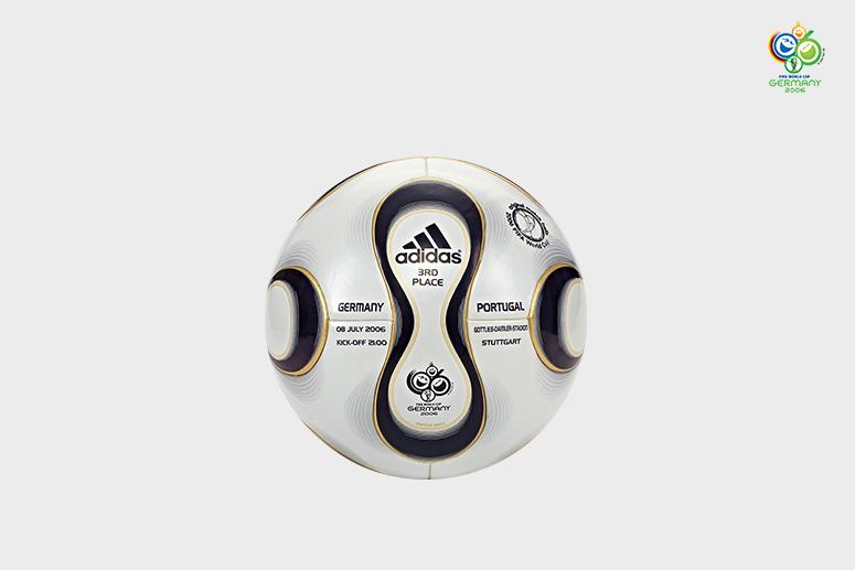 Мяч adidas +Teamgeist