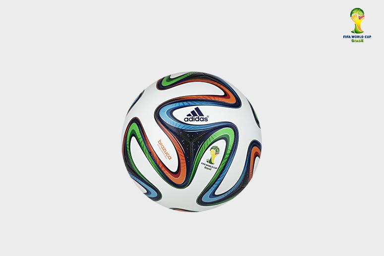 Мяч adidas Brazuca