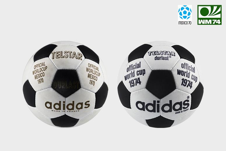 Мячи adidas Telstar иadidas Telstar Durlast