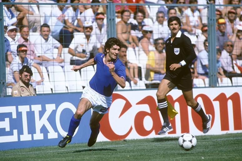 ЧМ-1982. Италия — Бразилия