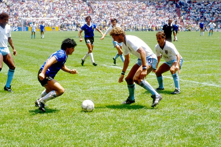 ЧМ-1986. Аргентина — Англия