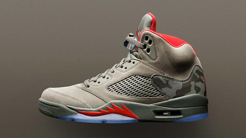 Кроссовки Air Jordan 5 Take Flight