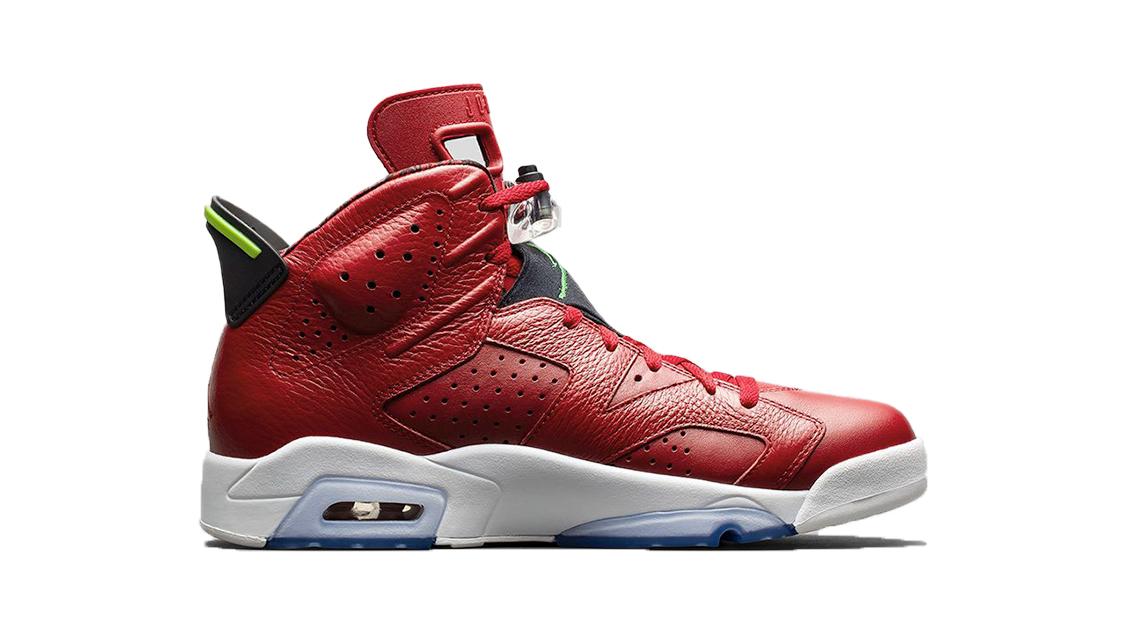 В 2014 году вышли кроссовки Air Jordan 6 Retro «Spizike»