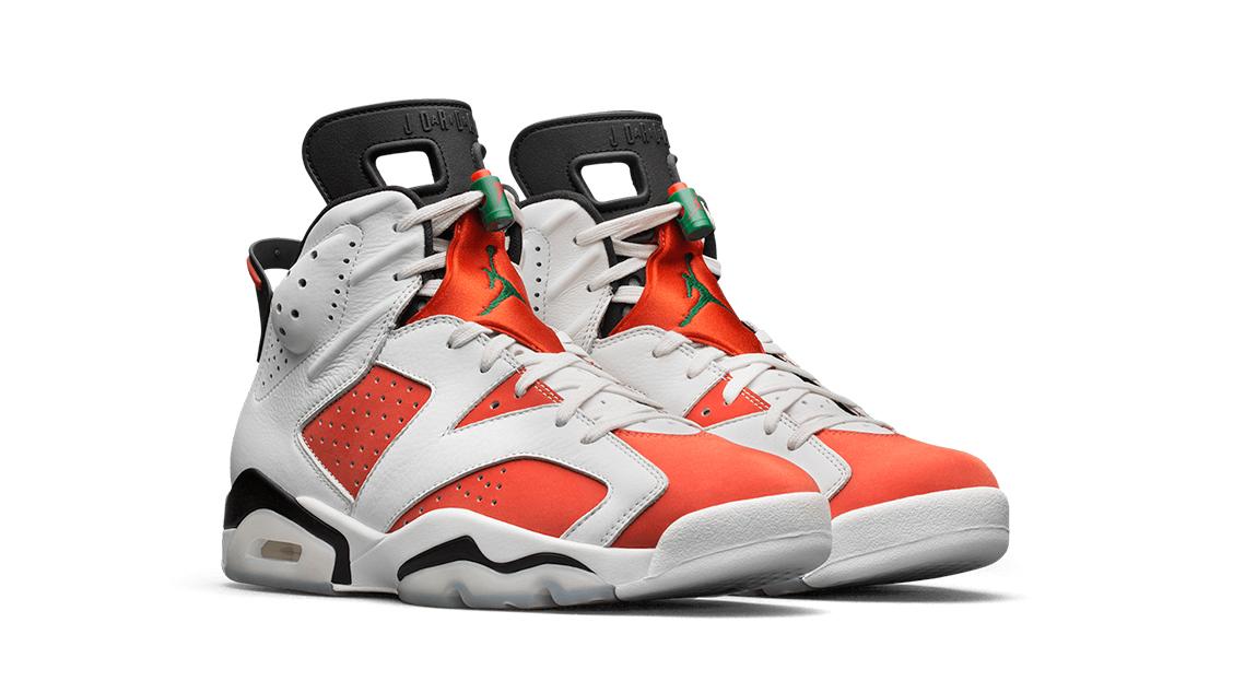 Air Jordan 6 Like Mike были созданы в честь рекламы напитка Gatorade 1991 года