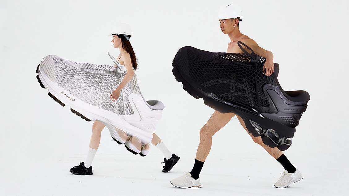 ASICS Gel-Kayano 26 × Vivienne Westwood