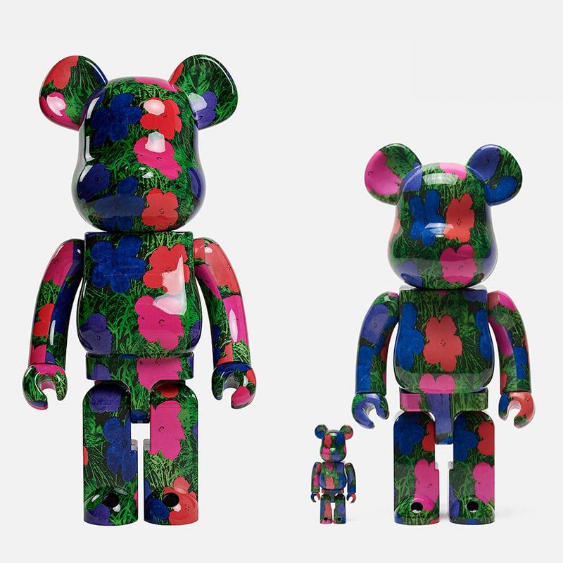 Игрушки Medicom Toy Bearbrick