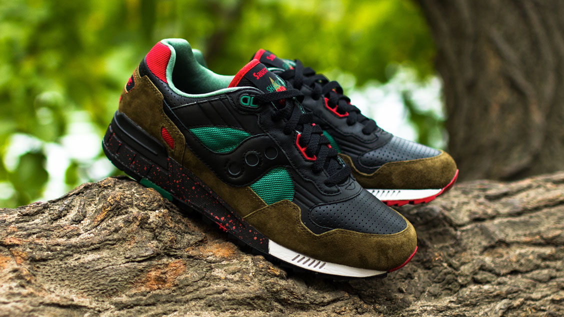 Кроссовки West NYC x Saucony Shadow 5000
