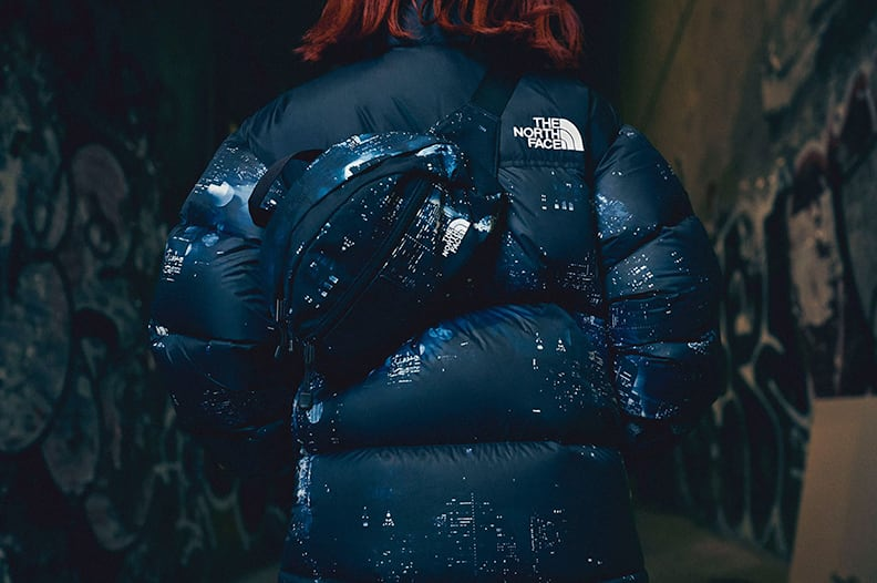 Коллаборация The North Face Nuptse × Extra Butter