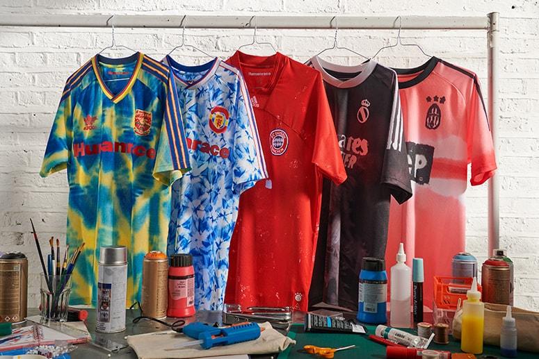 Adidas × Human Race: футбольный сезон