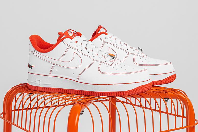 Nike Air Force 1: феноменальные кроссовки
