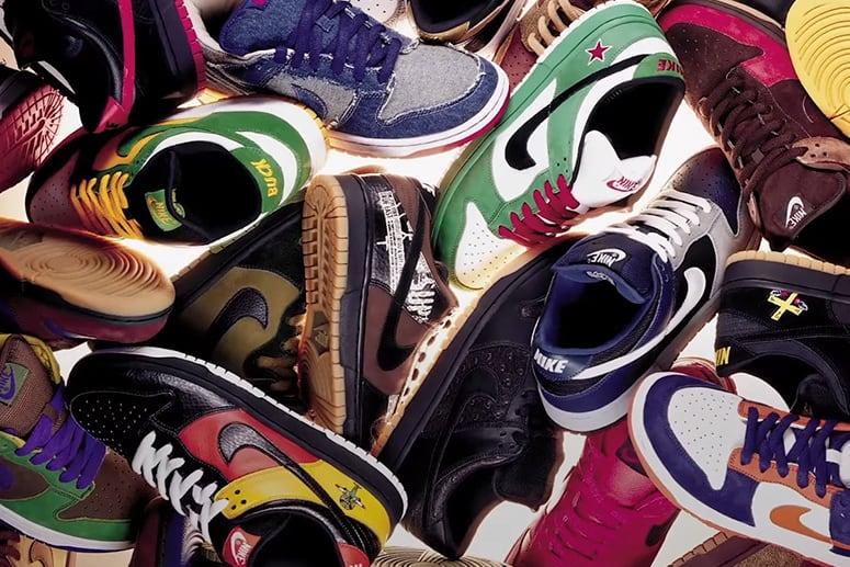 Nike SB Dunk: больше, чем обувь для скейтбординга