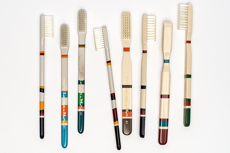Piave: яркие зубные щётки из Италии