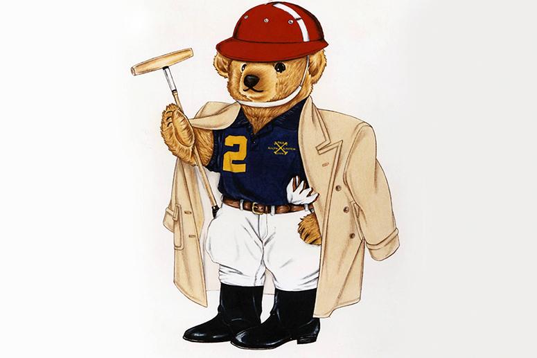 Polo Ralph Lauren Bear: самый стильный медведь