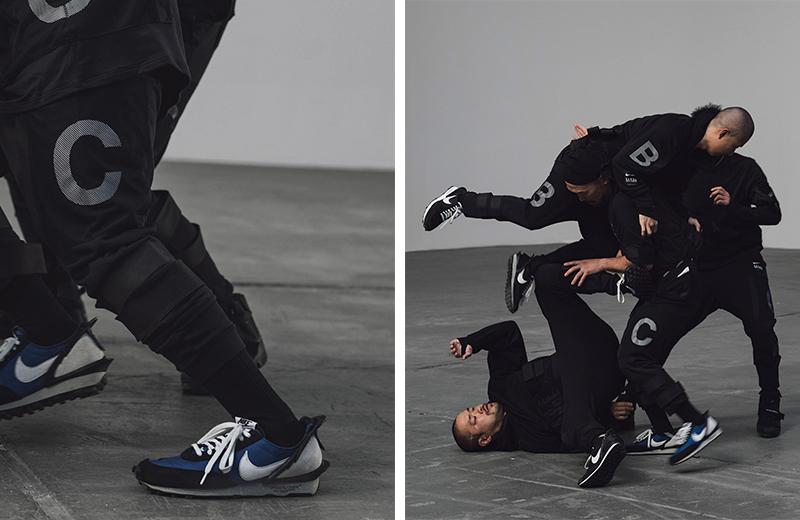 Nike × UNDERCOVER Daybreak