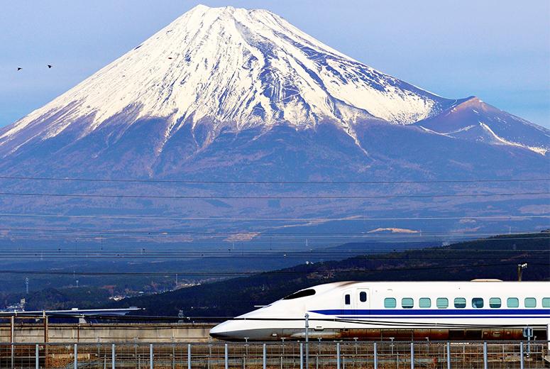 Высокоскоростной поезд Синкансэн, Япония