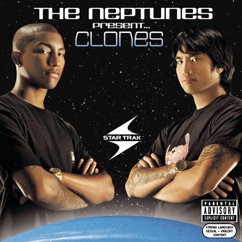 Обложка альбома The Neptunes 2003 года