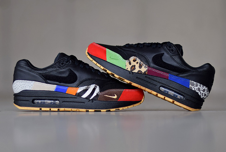"""Кроссовки Air Max 1 """"Masters of Air"""""""