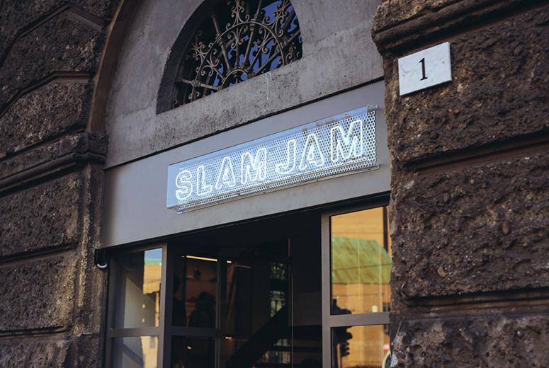 Slam Jam — лидер в гуще стритвир-бутиков Милана