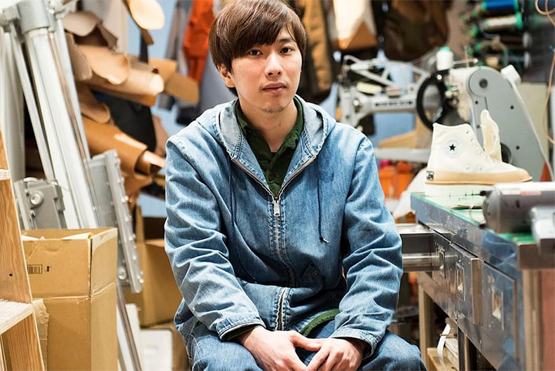 Шун Хиросе (Shun Hirose) — основатель RECOUTURE