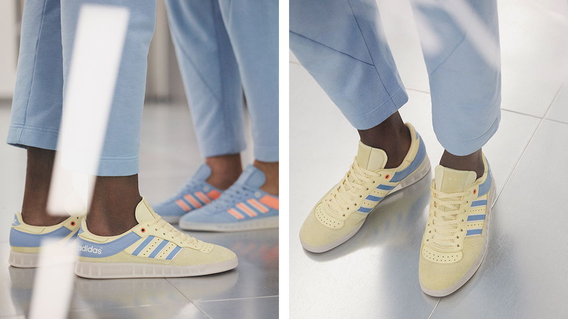 Совместная коллекция adidas и Oyster Holdings