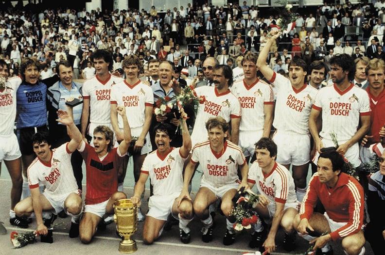 ФК «Кёльн» — обладатель Кубка ФРГ 1982/1983