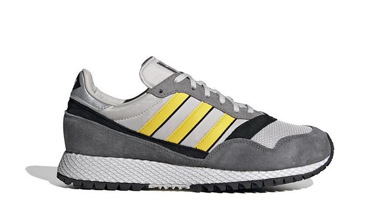 adidas Ashurst — модель, основанная на силуэте adidas Sydney из серии City Running