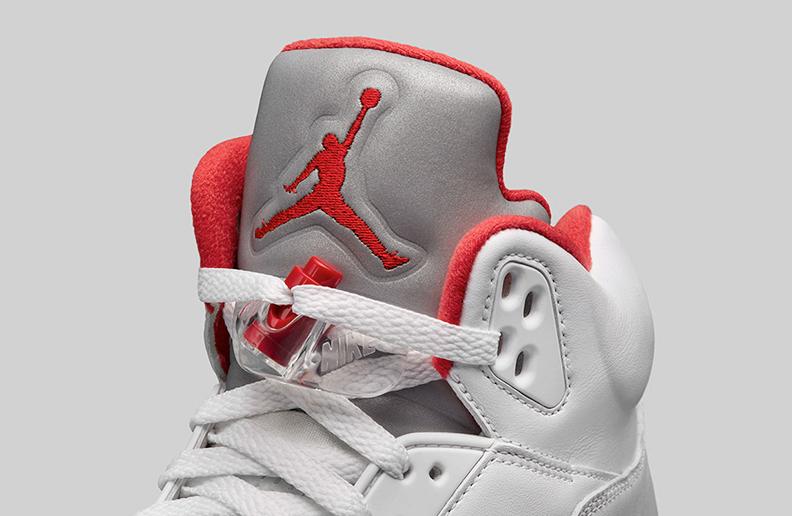 Майкл Джордан в Air Jordan 5